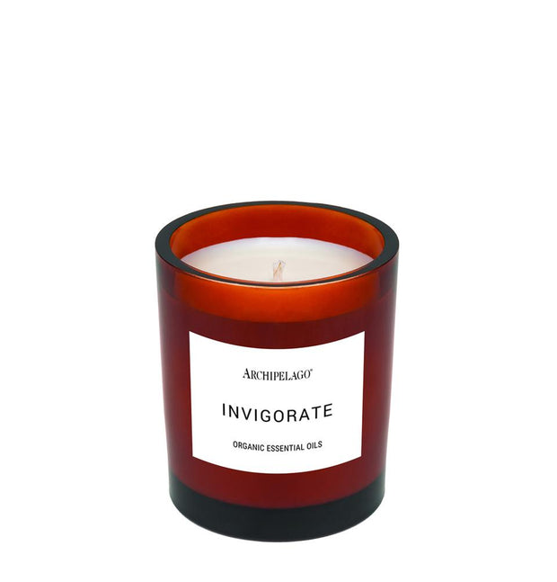 Aromatherapy Candle Invigorate - BodyFactory