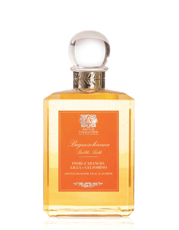 Bubble Bath Orange Blossom, Lilac & Jasmine - BodyFactory