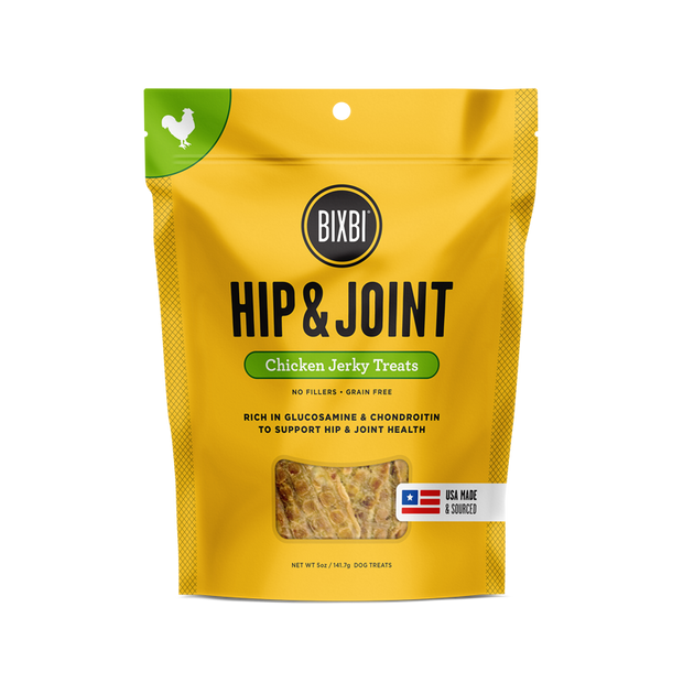 Hip & Joint Treats Chicken 5oz - BodyFactory