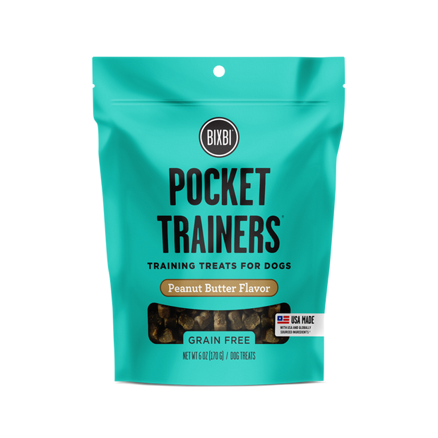 Pocket Trainers Peanut Butter - BodyFactory