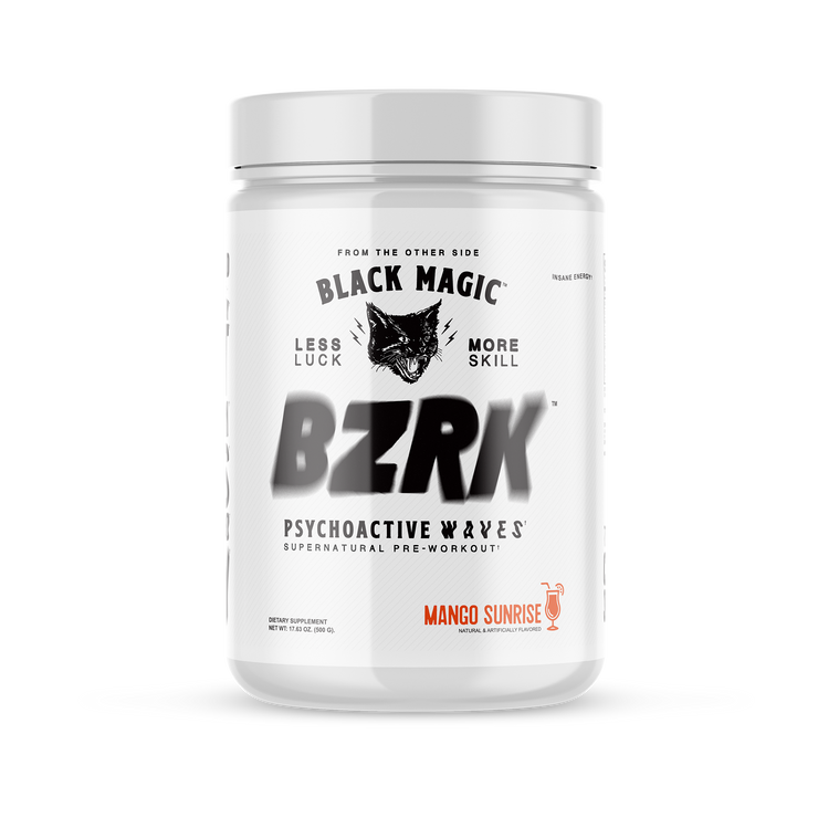 BZRK High Potency Pre-Workout - BodyFactory