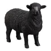 Dolly Sheep Statue Black - BodyFactory