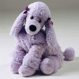 Aromatherapy Animal Lavender Lulu The French Poodle - BodyFactory