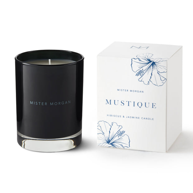 Mister Morgan Candle Mustique - BodyFactory