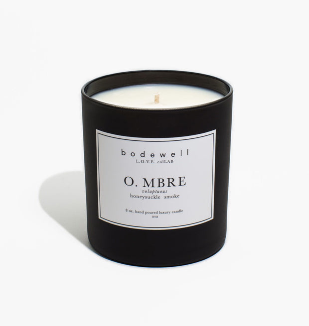 Ombre Candle - BodyFactory