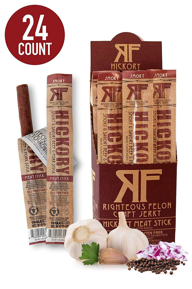 Beef and Pork Stick O.G. Hickory - BodyFactory