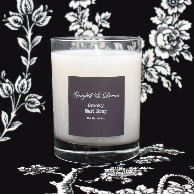 Artisan Candle Smoky Earl Grey
