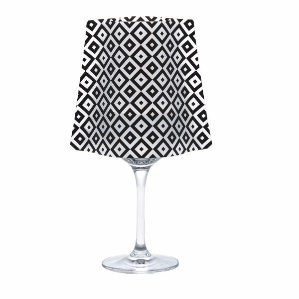 Wine Glass Shades Lucy - BodyFactory