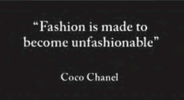 Matches Fashion Coco Chanel