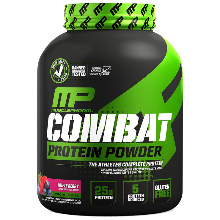 Combat Protein Powder Sports Series - BodyFactory