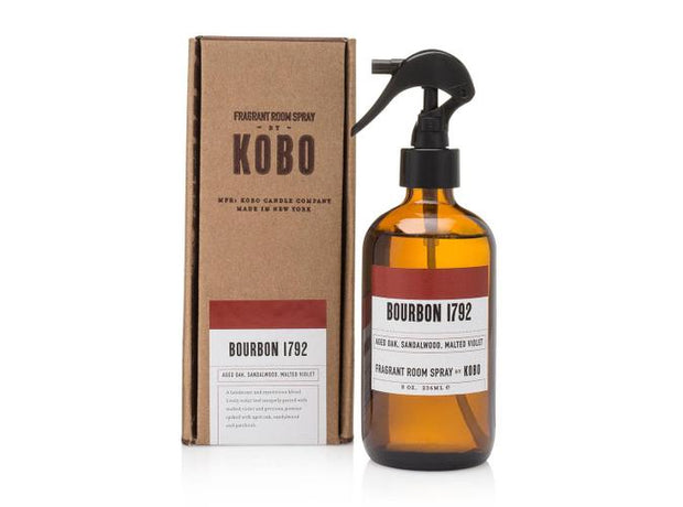 Fragrant Room Spray Bourbon 1792 - BodyFactory