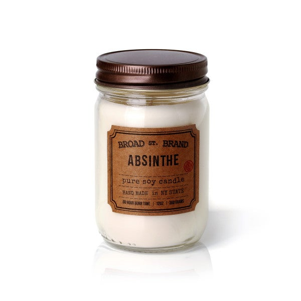 BSB Candle Absinthe - BodyFactory