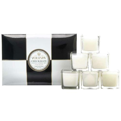 Checkmate Votive Gift Set - BodyFactory