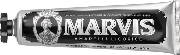 Toothpaste Amarelli Licorice Mint 75ml - BodyFactory