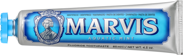 Toothpaste Aquatic Mint 75ml - BodyFactory