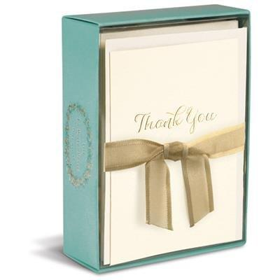 Greeting Card Set Thank you Script - BodyFactory