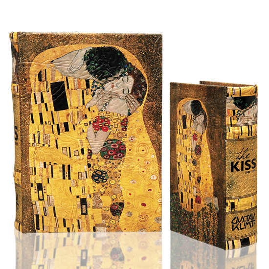 Book Set Klimt - The Kiss - BodyFactory