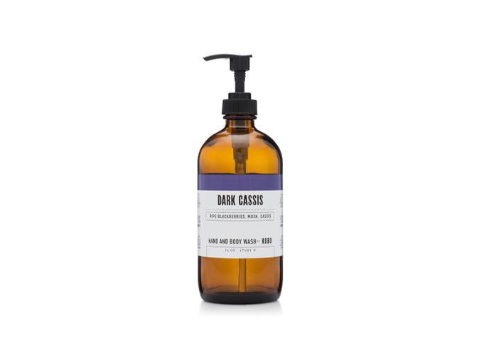 Hand and Body Wash Dark Cassis - BodyFactory