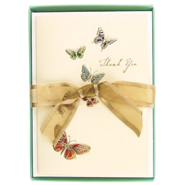 Greeting Card Box Set Butterflies - BodyFactory