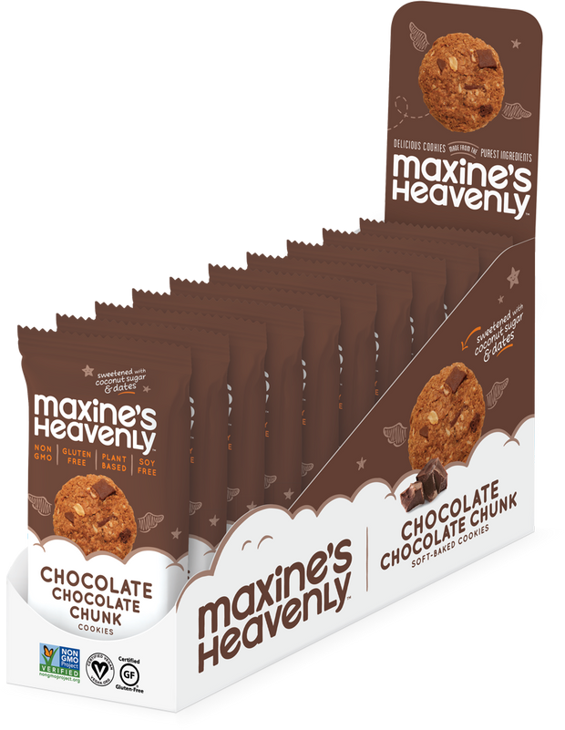 Maxine's Chocolate Chunk Cookie 2 Pack - BodyFactory