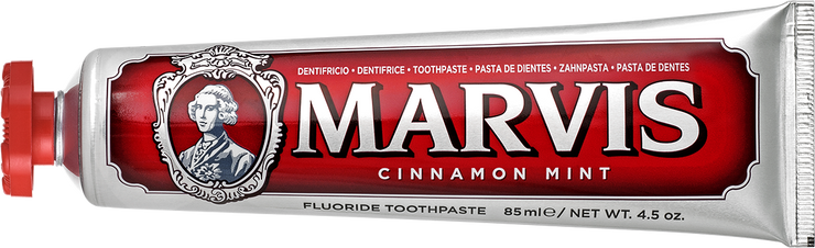 Toothpaste Cinnamon Mint 75ml - BodyFactory