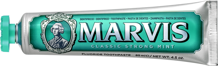 Toothpaste Classic Strong Mint 25ml - BodyFactory