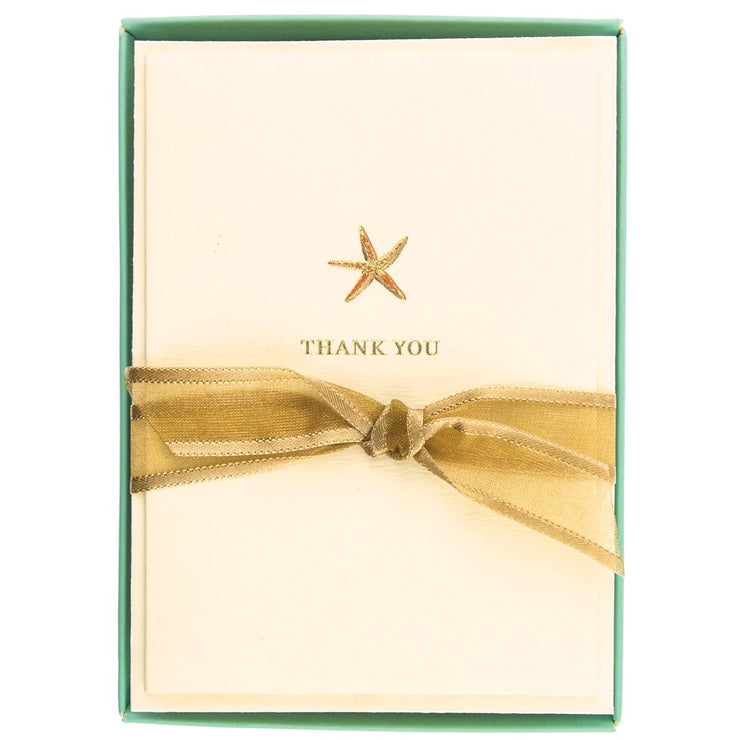 Greeting Card Box Set Starfish - BodyFactory