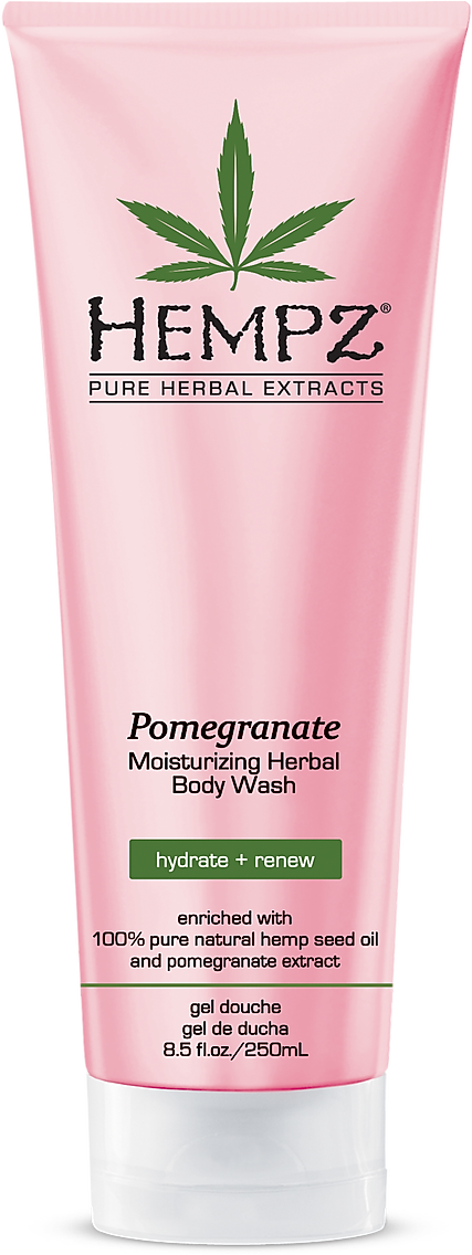 Herbal Bodywash Pomegranate - BodyFactory