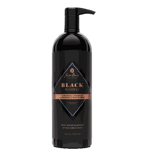 Black Reserve Body Wash - BodyFactory
