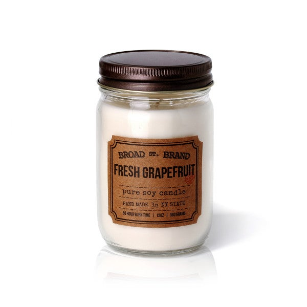 BSB Candle Fresh Grapefruit - BodyFactory