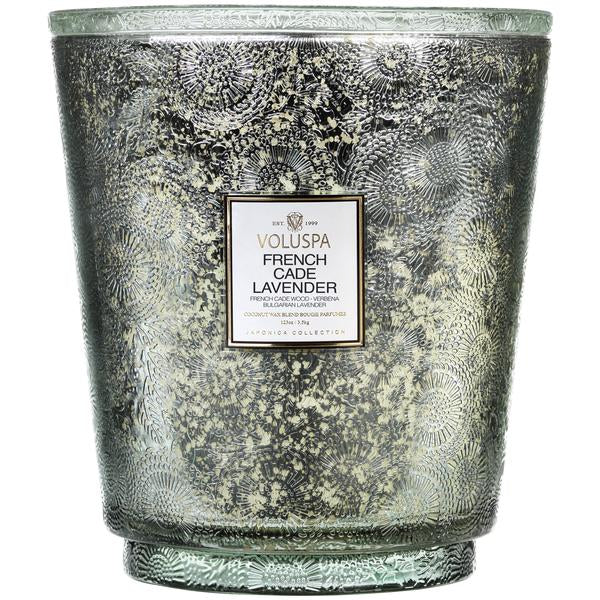 Hearth Candle French Cade Lavendar - BodyFactory