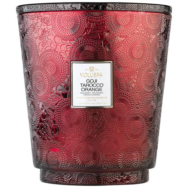 Hearth Candle Goji Tarocco Orange - BodyFactory