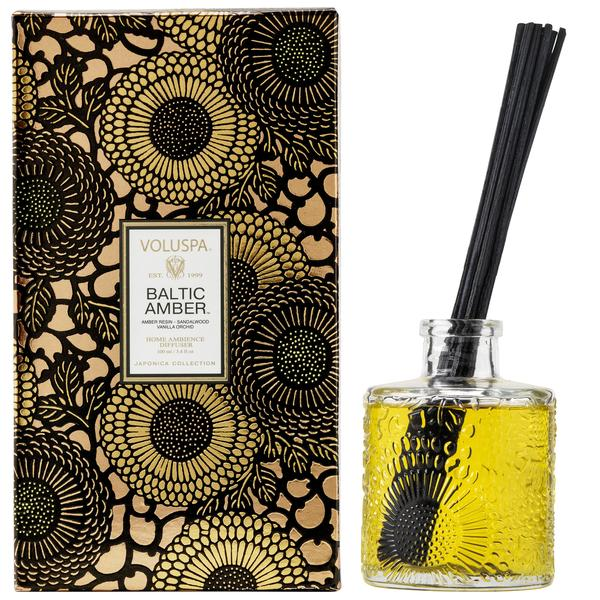 Reed Diffuser Baltic Amber - BodyFactory