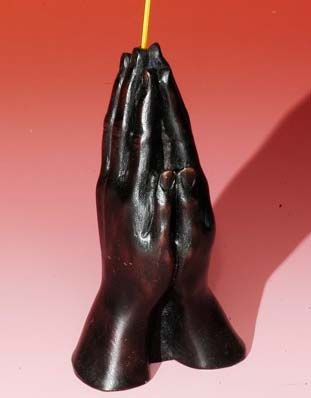 Clapped Hands Incense Burner - BodyFactory