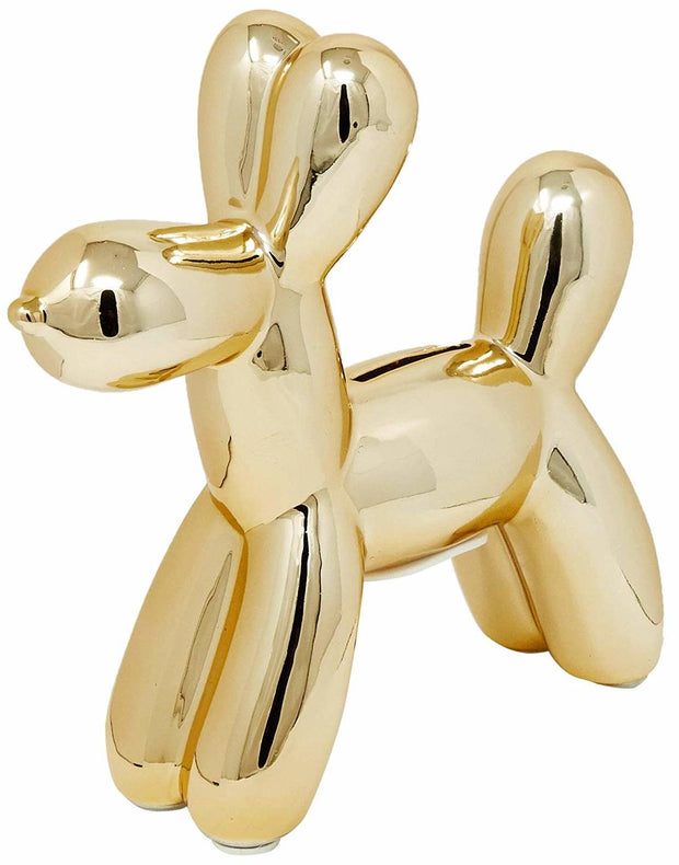 Balloon Dog Bank Mini Gold - BodyFactory