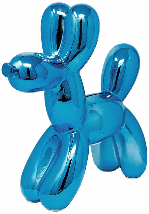 Balloon Dog Bank Blue - BodyFactory