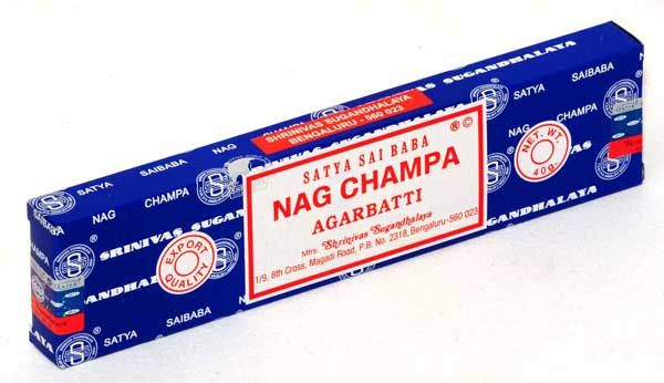 Nag Champa Incense 40 Gr - BodyFactory
