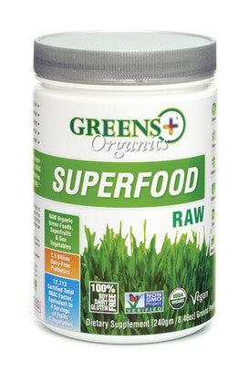 Organic Superfood Raw - BodyFactory