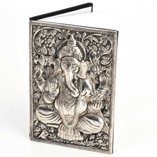 Metal Journal Ganesha - BodyFactory