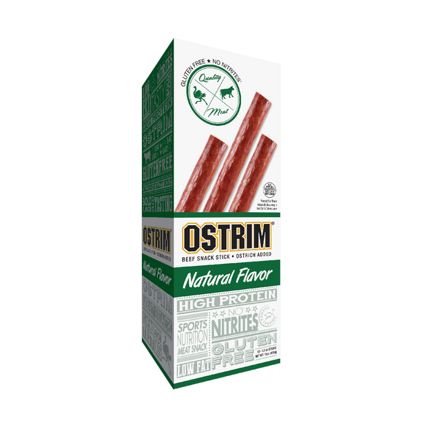 Ostrim Natural Single - BodyFactory