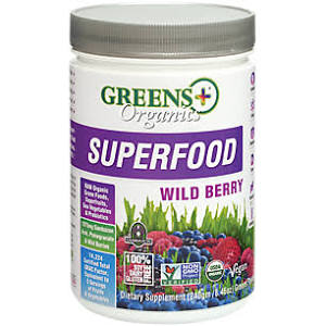 Organic Superfood Wild Berry - BodyFactory