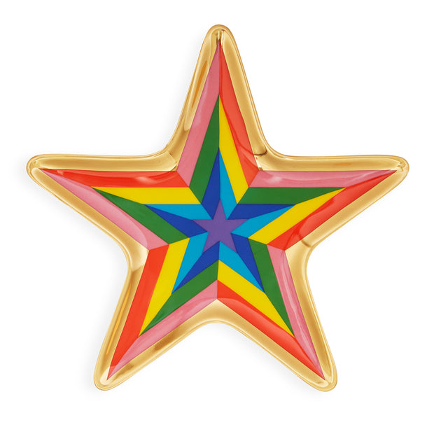 Technicolor Star Tray - BodyFactory