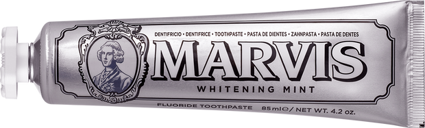 Toothpaste Whitening Mint 25ml - BodyFactory