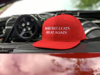 Make Hellcats Great Again SnapBack Hat (Red)