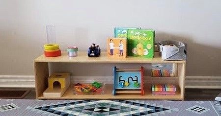 Montessori Shelf