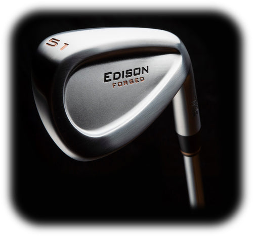 Edison Forged Gap Wedges - 49 to 52 degrees