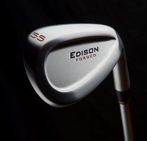 Edison Forged Mid Wedges - 53 and 55 degrees