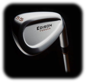Edison Forged Mid Wedges - 53 to 56 degrees