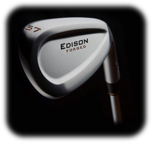 Edison Forged High-Loft Wedges - 57 to 60 degrees