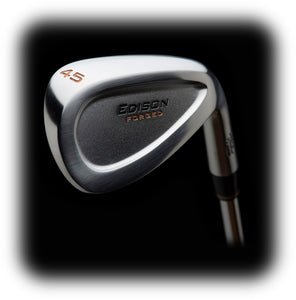 Edison Forged Pitching Wedges - 45 to 48 degrees
